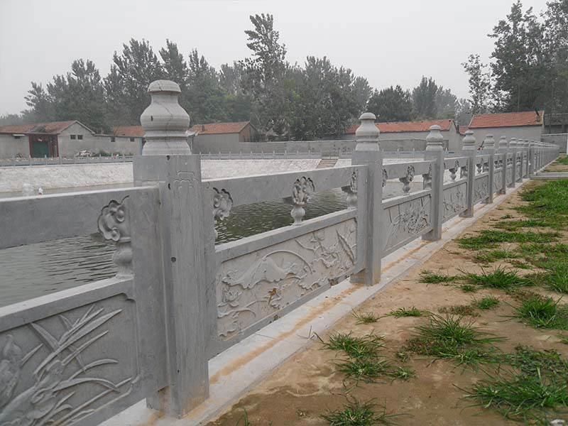 青石栏杆/护栏