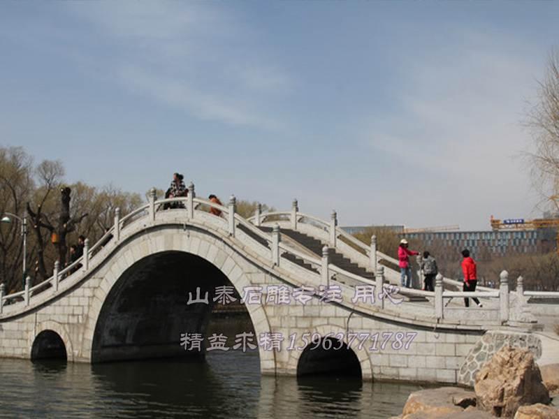 桥梁石栏杆