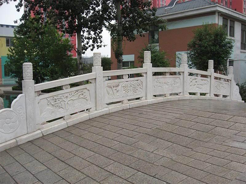 桥面石护栏